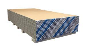 Panel de Yeso Regular  13 mm 1.22 X 2.44